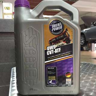 OWS Germany CVT-ATF Fully Synthetic Automatic Transmission Fluid,for Modern Continuous Variable Transmissions