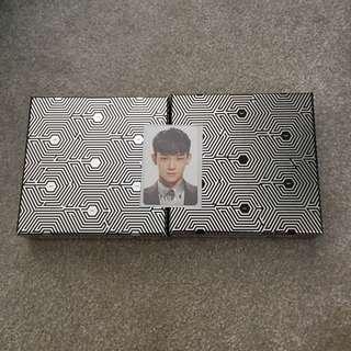 EXO Overdose Album (Chinese Version)
