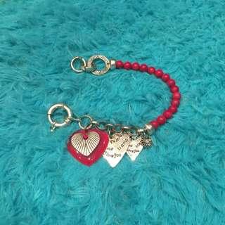 Vintage Red Bracelet 🖇