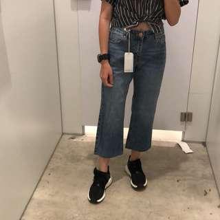 Cotton On Wide Bottom Denim Jeans