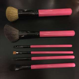 Coastal Scents brush kit