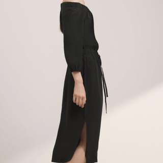 *price drop* Aritzia 100% Silk Dress - BNWT Medium