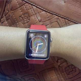 Apple Watch Red Series