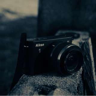Mirrorless Camera Nikon J1