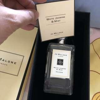 US Perfume Tester Jo Malone - White Jasmine & Mint