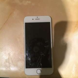 iPhone 6 16GB SLIVER