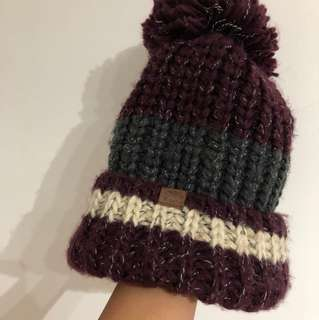 Roots Wool Winter Hat