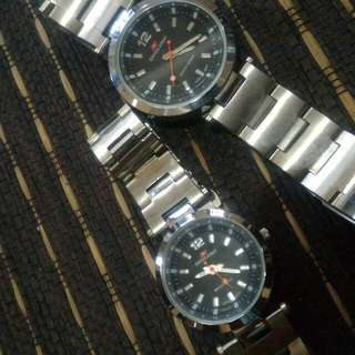 Couple Army Watch