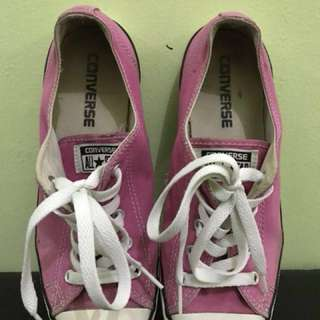 [ORI] Converse All Star Pink