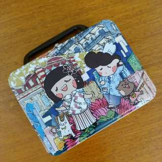 【New 全新】chocolate rain 筆記簿及毛巾禮盒