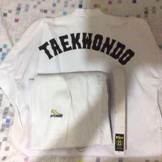 Taekwondo Complete Uniform