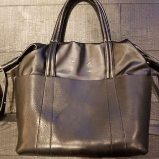 MMM Maison Martin Margiela line 11 leather bag