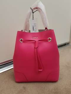 Authentic Furla Bucket Bag