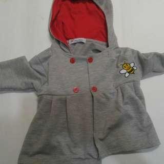 Jaket Macbear Baby Girl #Maumothercare