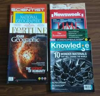 GP Magazines