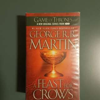 A Feast for Crows - George R.R Martin