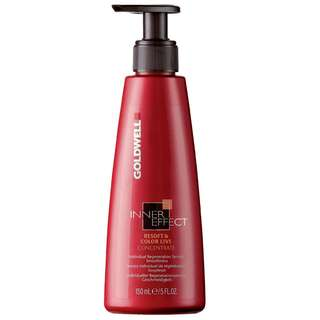 【50% off!!】Goldwell Inner Effect Resoft and Colour Live Concentrate 150ml #Contiki2018