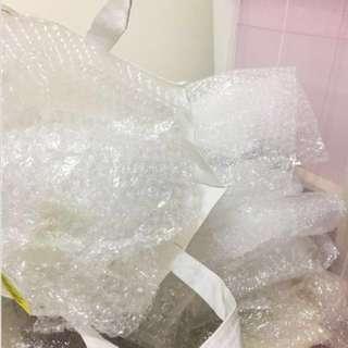 免費送出泡泡紙 啪啪紙 氣泡紙