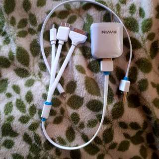BAVIN CHARGER (4 in 1)