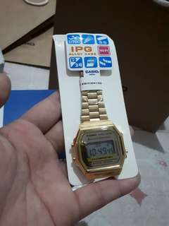 Casio B640 Gold Vintage Watch