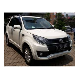 #WEEKENDDISCOUNT	Daihatsu	Terios Airbag R AT 2015