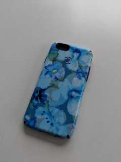 iPhone 6/6S Speck Inked Phone Case + Glass Screen Protector