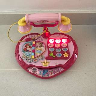 VTECH princess phone