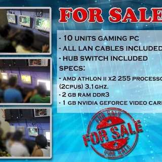PC Shop gaming PC's