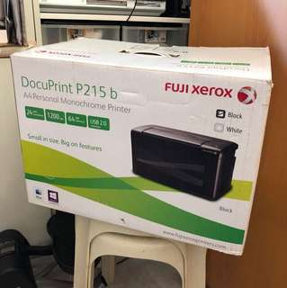 Fuji Xerox DocuPrint P215b