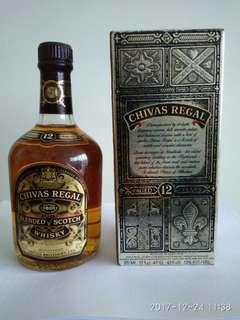 Chivas Regal 12 Years Whisky 375 ml