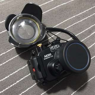 a6300 underwater housing $300/ a6300 cam $1000 additional