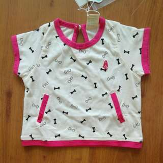 Hush Puppies baby top for 12-18 Months