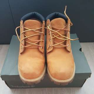 Authentic Timberland Icon Chukka Boots