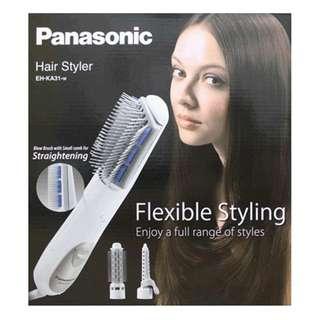 Panasonic Hair Styler EH-KA31 Hot Air . 1 Year Warranty