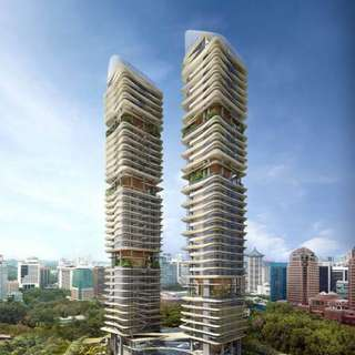 New Futura  (Prime, Freehold Residence) Near Orchard, By CDL For Immediate Occupation!