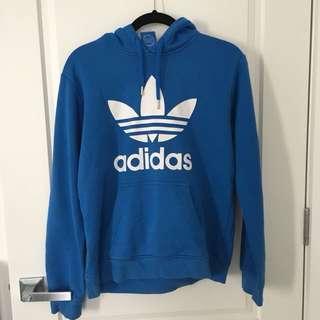 Adidas hoodie small
