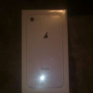 Brand New In Box SEALED IPhone 8