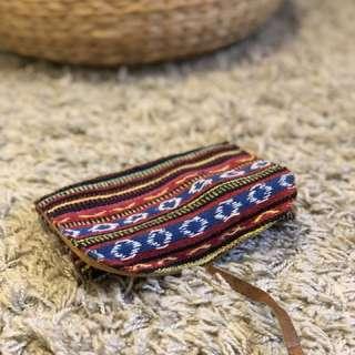 民族手織小包包 little purse
