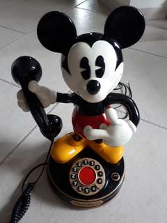 Mickey Mouse Phone