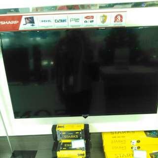 Sharp LED TV 40 Inc Cicilan Tanpa Kartu Kredit