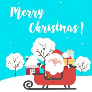 Merry Christmas! 🎄