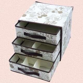 Drawers Sub-grid Underwear Storage Box