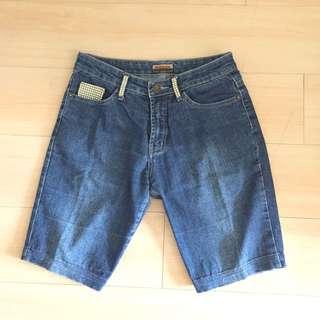 Celana pendek denim / denim shortpants