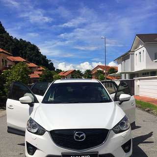 2012 Mazda CX-5 fully imported
