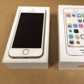 iPhone 5S Original 16 GB - Gold