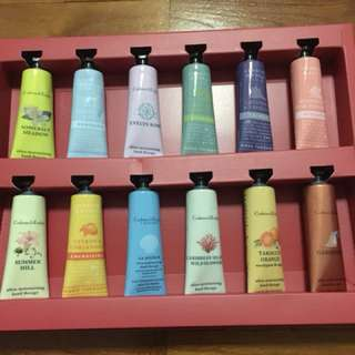Crabtree and Evelyn 25g Hand Moisturiser