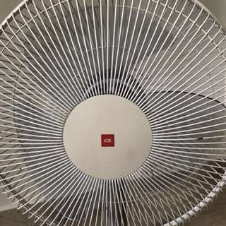 Cheapest KDK Desk Fan