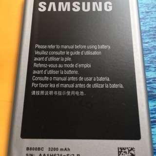 全新Samsung Note 3 Battery New