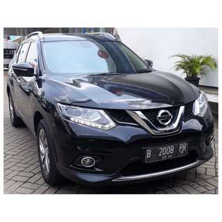 #WEEKENDDISCOUNT	Nissan X-trail 2.5 AT 2015