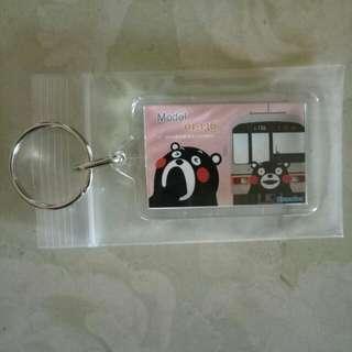 🚚 熊本熊紀念鑰匙圈